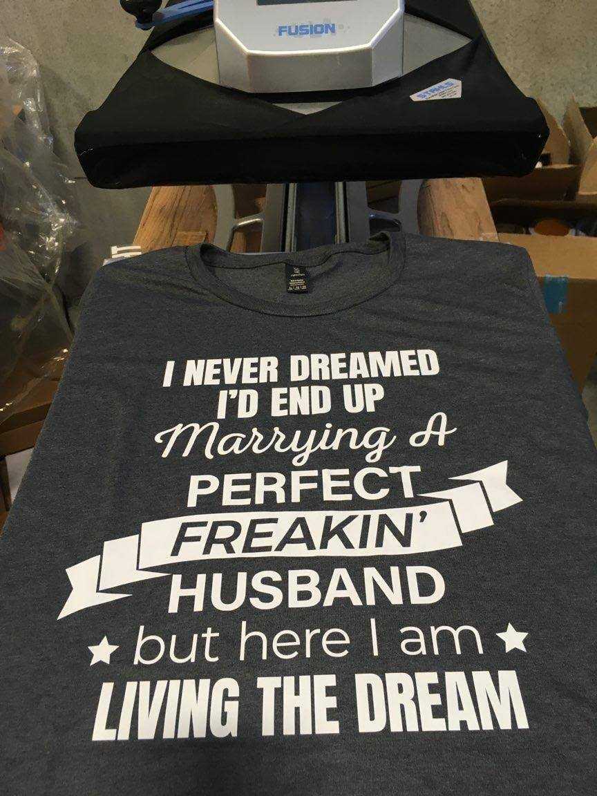 Perfect Freakin' Husband